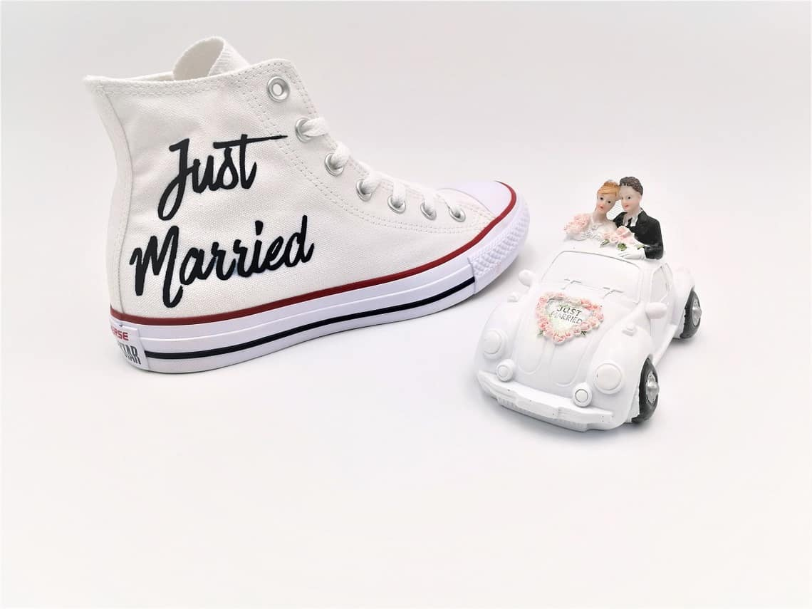 converse just married