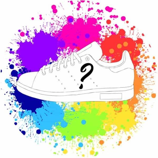 adidas stan smith freestyle par double g customs, chaussures personnalisées sur mesure