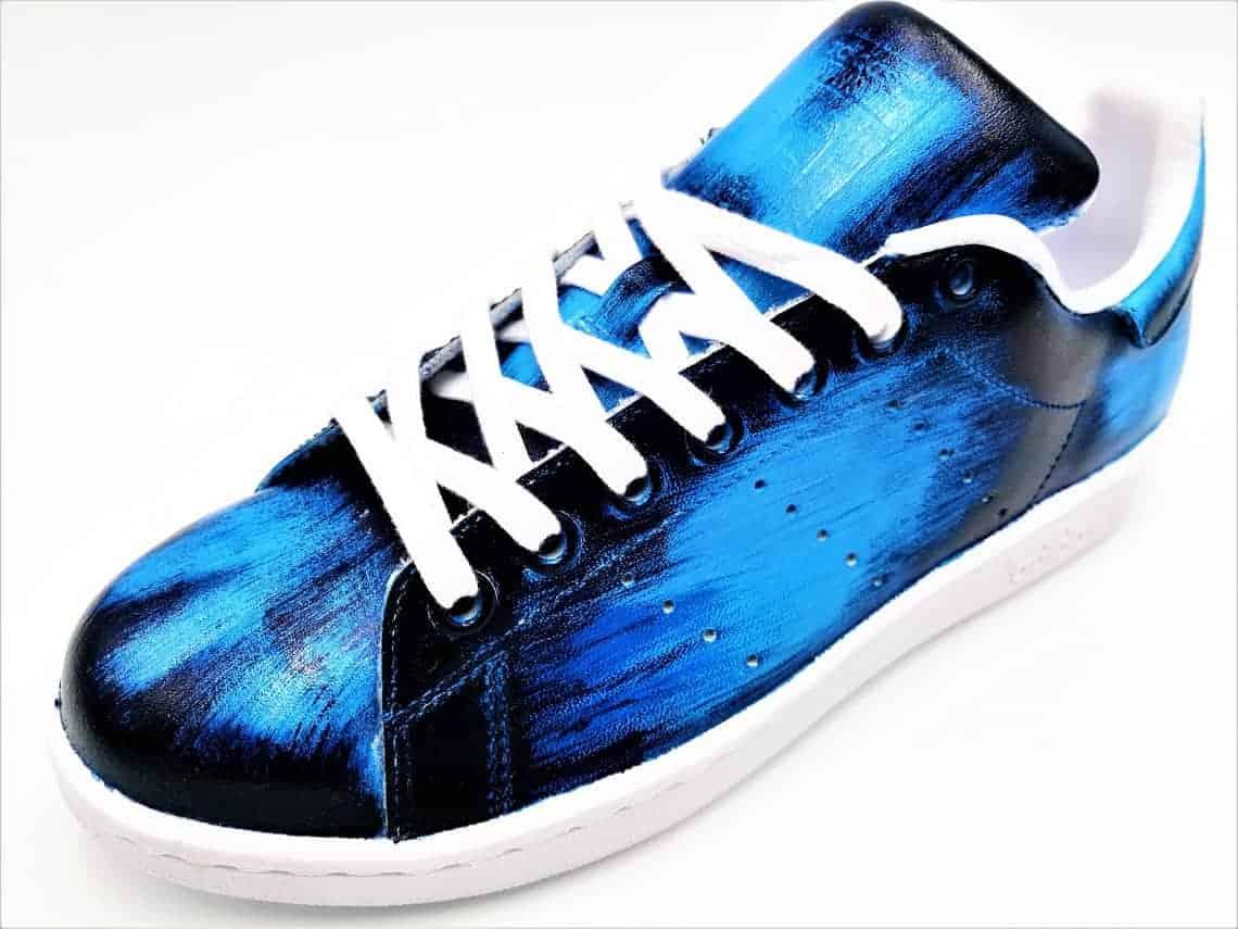 stan smith bleu clair