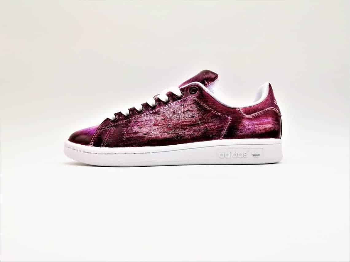 stan smith mauve