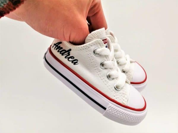 Converse baby name par double g customs