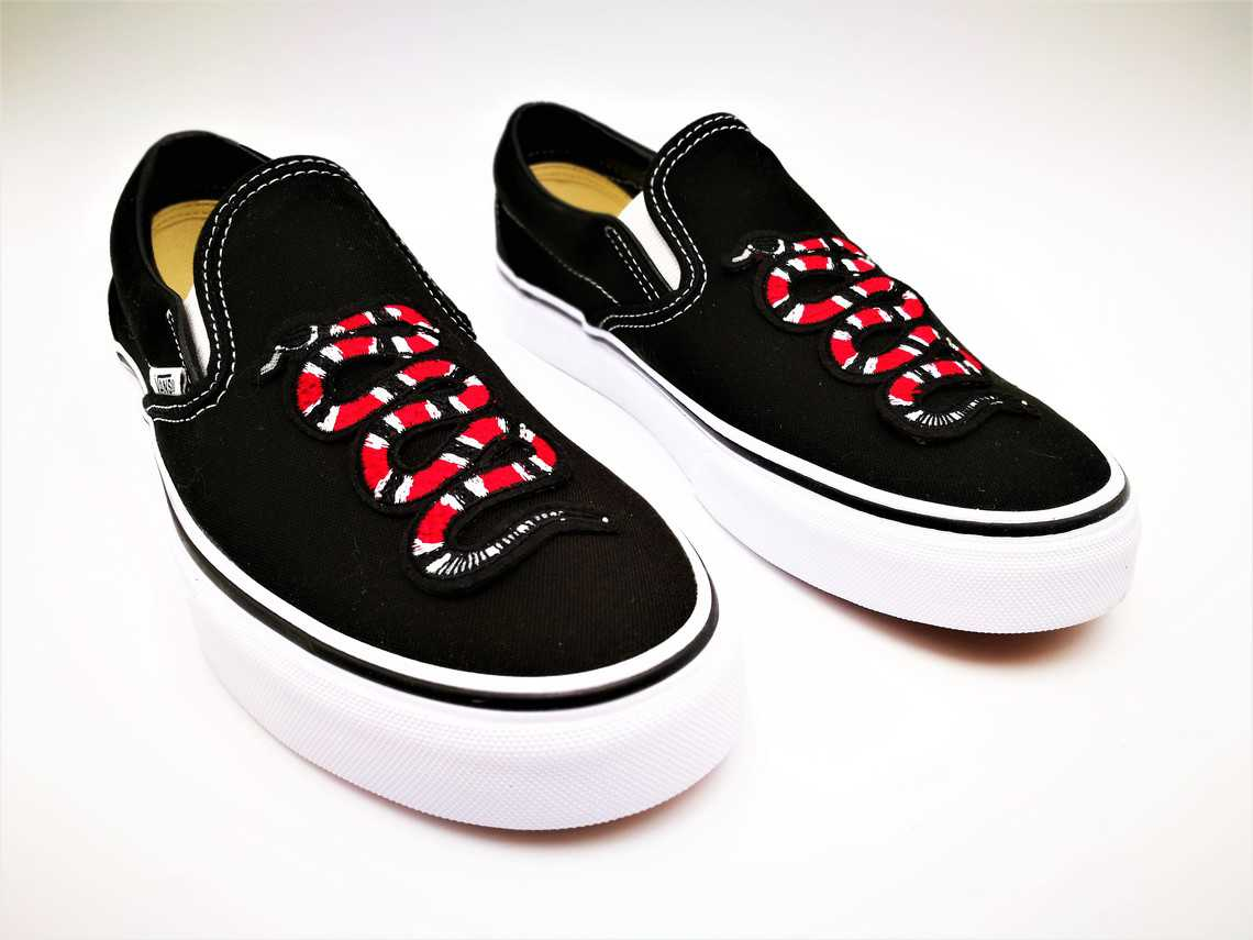 how to customize vans scarpe
