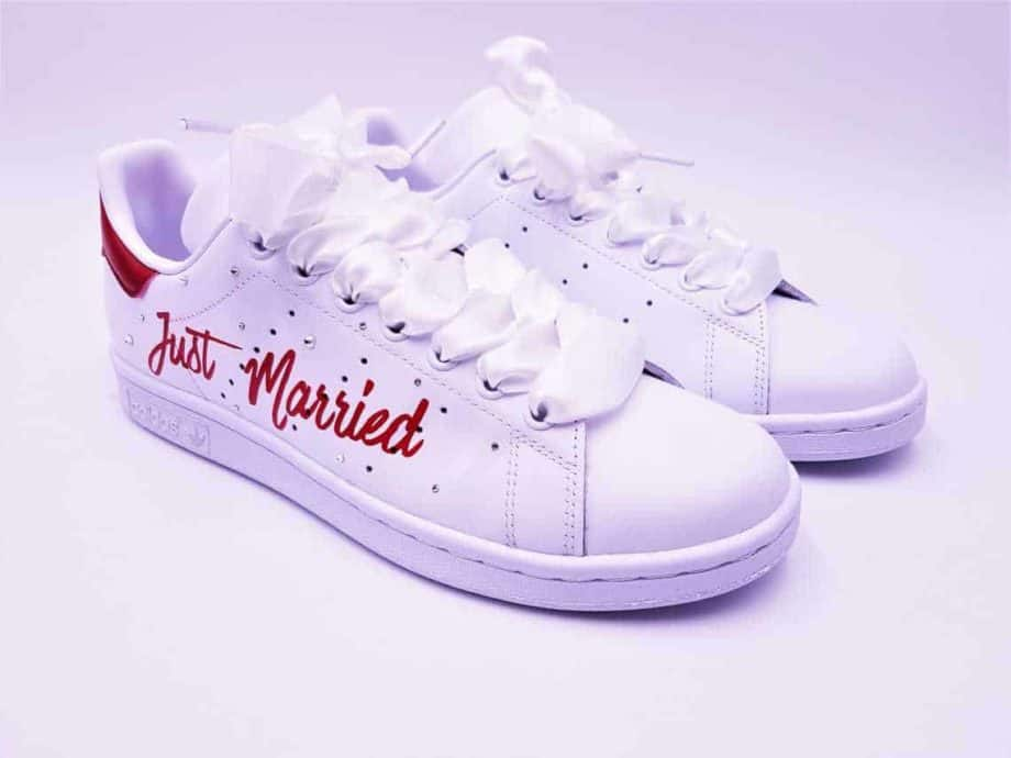 adidas-stan-smith-just-married-red-double-g-customs (4)