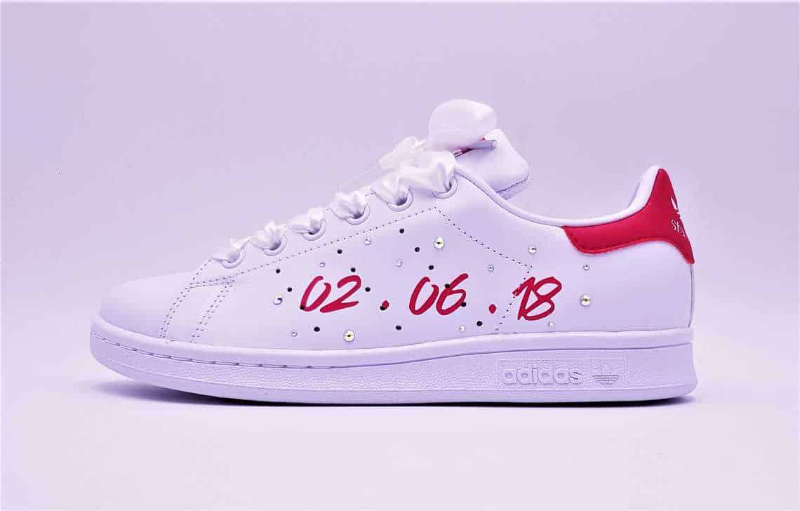 Adidas Stan Smith Just Married Rose