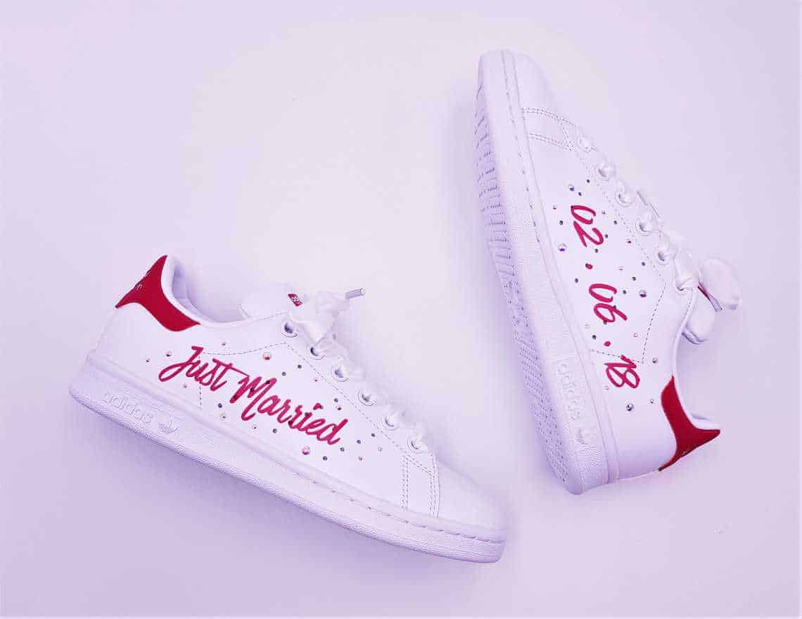Married Rose Just Stan Smith Adidas bfYvgy76