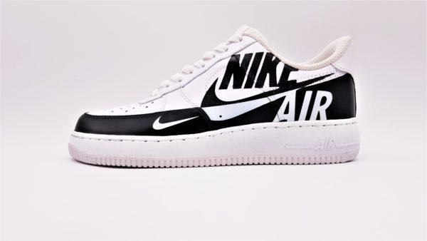 nike air force 1 reverse par double G Lab, section recherche et innovation design footwear de Double G Customs