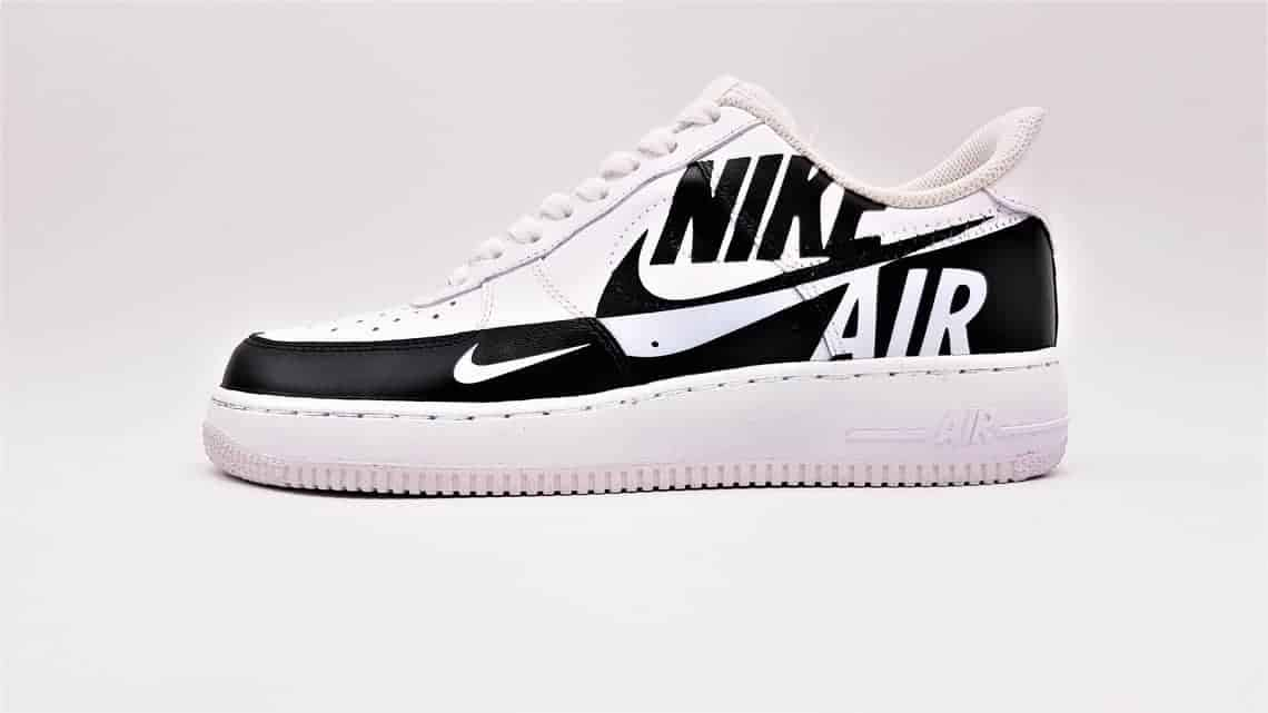 407e7fb34d Nike Air Force 1 reverse by double G lab, research and innovation design  footwear section