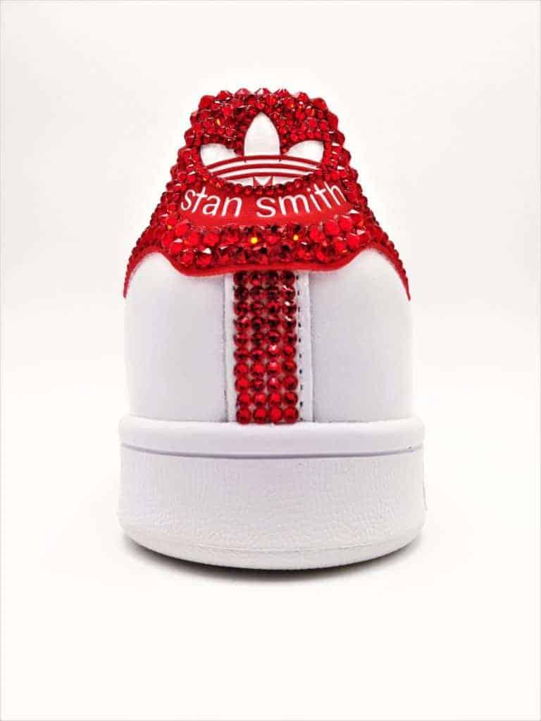 adidas stan smith femme swarovski