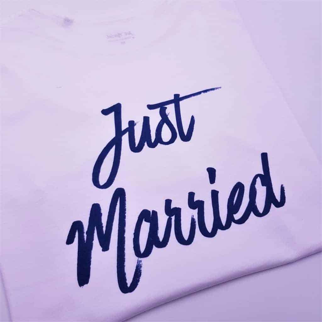 t-shirt-just-married-mariage-double-g-customs-3