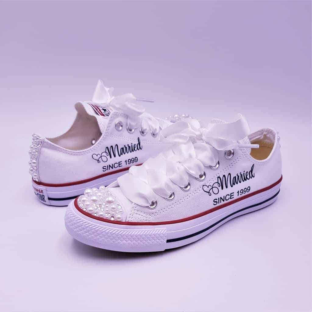 Converse Married Since Pearl