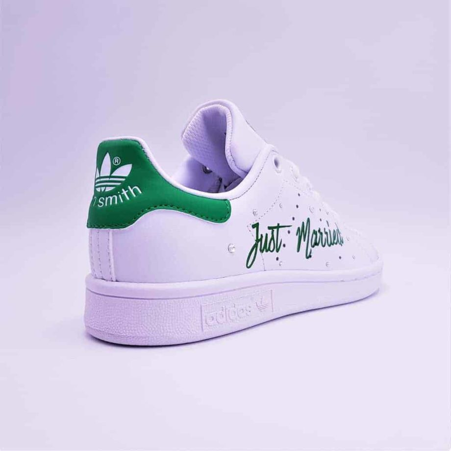 adidas-stan-smith-just-married-vert-double-g-customs (4)