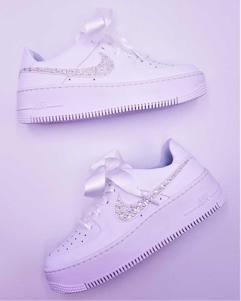 Nike Air Force 1 Womens Ebay livinginmanchester.co.uk