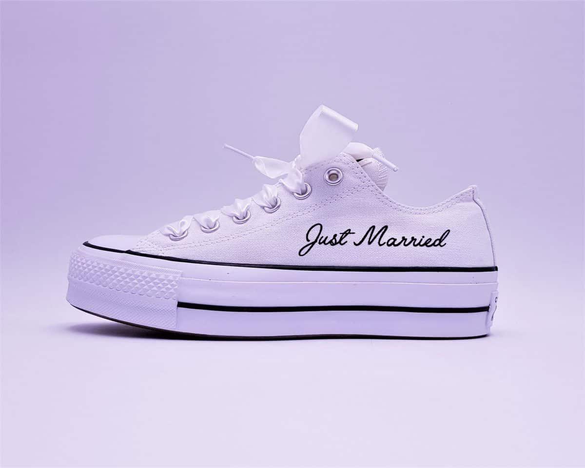 semelles chaussures converse